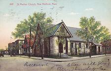 New Bedford, MA - St Martin's Church