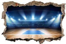 Basketball Hall sports arena USA Wall Tattoo Wall Sticker Wall Sticker d1338