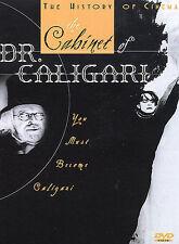 The Cabinet of Dr. Caligari by Werner Krauss, Conrad Veidt, Friedrich Feher, Li