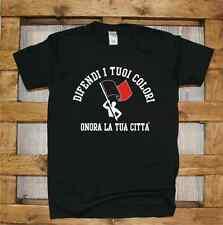 Difendi i tuoi colori Ultras Maglia J388 Tshirt Support your local Team Città