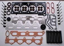 HEAD GASKET SET BOLTS 16 VALVES MEGANE SCENIC LAGUNA CLIO 1.8 2.0 16V F4R F4P