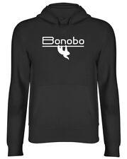 Bonobo Mens Ladies Womens Unisex Hoodie Hooded Top