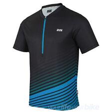 IXS spunda Trail Jersey UV 50+ Locker mountain bike camisa manga corta XC camiseta azul