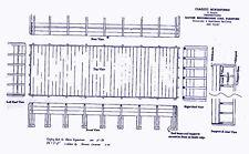 Alpine Tunnel Coaling Platform Ho Hon3 Railroad Craftsman Unptd Kit Cm34106
