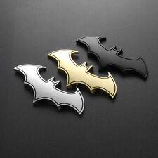 3D Metal Bat Auto Logo car Sticker Metal Batman Badge Emblem Tail Decal
