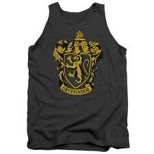 Harry Potter Gryffindor Crest Mens Tank Top