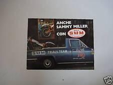 advertising Pubblicità 1978 MOTO SWM e SAMMY MILLER
