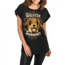 Frauen Damen lässiges Shirt Hovawart rasse zucht hunde halter welpen verein Dogs