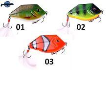 Leurre poisson nageur jerkbait Penta Jerk 8cm 25gr pêche brochet pike perche bar