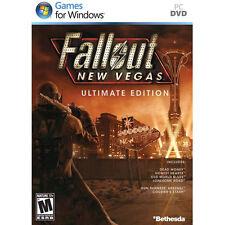 NEW Fallout: New Vegas -- Ultimate Edition (PC, 2012) Windows 7 / Vista / XP