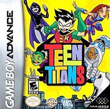 Teen Titans (Nintendo Game Boy Advance, 2005) GBA NEW