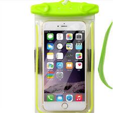 Portable transparent Waterproof bag for mobile phone Swimming Waterproof dry Bag