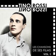 CD Tino Rossi - Les chansons de ses films : Volume 1