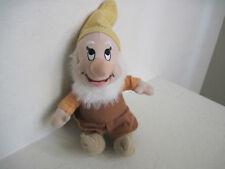 "13"" Disney HAPPY Dwarf Plush Doll of Seven Dwarves"
