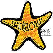 Santa Cruz Starfish Sticker - Bumpersticker Vinyl Decal by Tim Ward