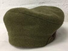 SCOTTISH WOOL KHAKI TAM O SHANTER BONNET - Sizes , British Army , Great for kids