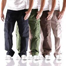 Big Seven XXL Brian Cargo comfort loose fit Herren Hose Jeans Übergröße neu