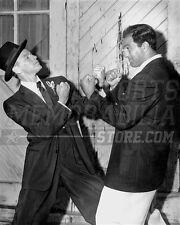 Frank Sinatra Rocky Marciano boxing stance  8x10 11x14 16x20 photo 747