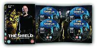 The Shield - Complete Season 2 DVD  - 4 Disc Box Set