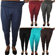 Yoga Hosen Umstandsmode Größe 46, 48, 50, 52, 54, 56 Pumphose Haremshose Hose