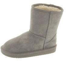 NIB  Koolaburra by UGG Childrens Koola Short Boots Grey 1019374