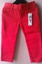 """Pantalon Rouge """"Jiayao Fashion"""" 2 Ans Filles Enfant Bébé  Neuf"""