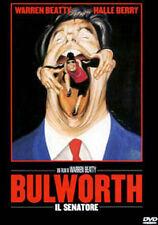 Dvd **BULWORTH ~ IL SENATORE** con Warren Beatty nuovo sigillato 1999