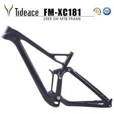 27.5/29er Carbon Full Suspension Mountain Bicycle Frames OEM MTB Bike Frameset