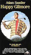 Happy Gilmore (VHS, 1996) Adam Sandler, Julie Bowen, Bob Barker, Kevin Nealon