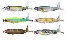 "River2Sea Whopper Plopper 130 Silent Topwater Prop Bait Bass Fishing Lure 5"""