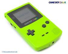 GameBoy Color - Konsole #Neongrün/Grün/Kiwi/Lime