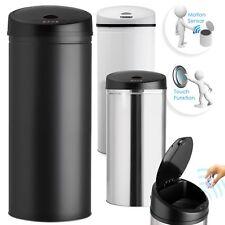 Kesser® Automatik Sensor Mülleimer Abfalleimer EDELSTAHL Papierkorb 30 40 50 56L