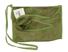 Sac à main AUTRUCHE de cérémonie femme made in France vert French green bag neuf