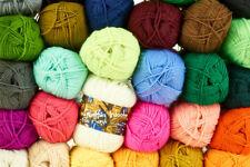 10 x 100g Graffiti Wool Pro Acryl Strickgarn 100% Polyacryl by Anune (1kg Wolle)