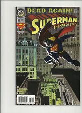 Superman: Man of Steel  #39 NM