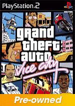Grand Theft Auto: Vice City (Sony PlayStation 2, 2002) - European Version