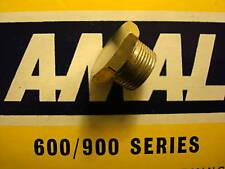 2622/065  TRIUMPH BSA AMAL MKII CARB BOWL DRAIN PLUG