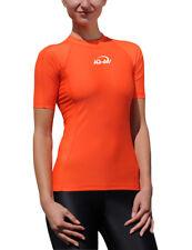 iQ UV 300 Shirt Slim Fit Ladies Women XS - XXL siren orange Damen Schutz Sport N