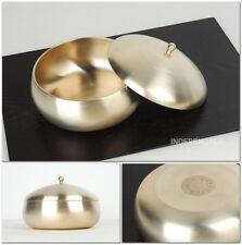 [by Artisan Kyung-Su Kim]Korean Bangjja Yugi Ok Bowls