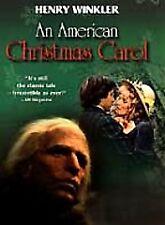 DVD: An American Christmas Carol, Eric Till. Acceptable Cond.: Henry Winkler, Do