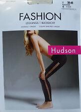HUDSON Leggings FASHION Lacercut, Leggins blickdicht matt S M L XL 38-46