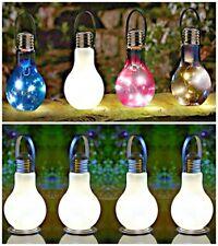 4 x Lampadina a batteria vetro smerigliato da parete Piano del tavolo luce