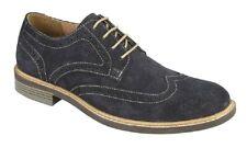 ROAMERS M373 4 Eye Brogue Shoes Stitched Lining Fashion Shoes