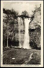 21 NUIT ST GEORGES   cascade de la serrée      1941  (72)