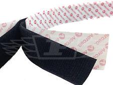 Marca de cinta de Velcro Autoadhesivo Negro Gancho y bucle PS14 10mm 16mm 20mm 25mm 50mm