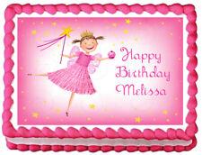 PINKALICIOUS Birthday Image Edible Cake topper design