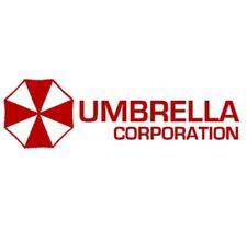 Umbrella Corp T-shirt Resident Evil Video Game S-3XL