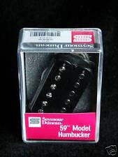 Seymour Duncan 59 Neck Pickup Black Humbucker SH-1N 11101-01-b