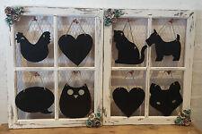 Small Chalk board For Little Notes Blackboard Black Board Chalk Cat Heart Dog