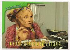 Star Trek Voyager Season 1 Series 2 Neelix's Scratch N Sniff Recipes Card R3
